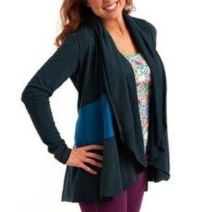MATILDA JANE Moody Jersey Cardigan Oversized XS